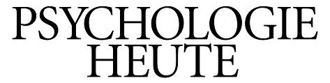 Logo Psychologie heute