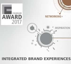 Verband FAMAB Wirtschaftskommunikation e.V. sucht wieder die ungewöhnlichsten Arbeiten aus dem Bereich Integrated Brand Experience
