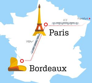 Mit Atout France in die Trendmetropolen Paris und Bordeaux