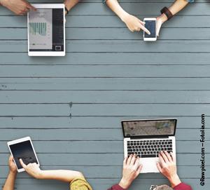 Online-Marketing Experte und Studieninstitut-Dozent Michael Badichler erklärt die Herausforderungen des digitalen Wandels