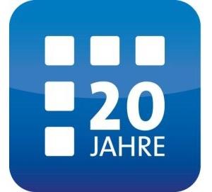 Logo 20 Jahre Studieninstitut für Kommunikation