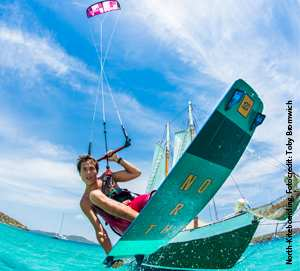 13. INA Award: STAGG & FRIENDS und North Kiteboarding sind Briefing Partner