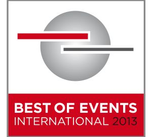 Die Best of Events 2013 - Highlight der Branche.
