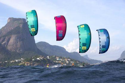 North Kiteboarding ist Innovationsführer im Kitesurfing